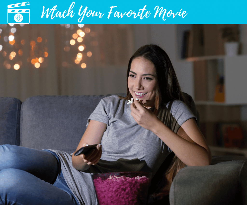 Wtach Your Favorite Movie-yes-or-no-wheel